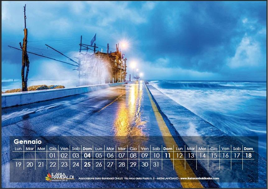 Calendario 2015 - gennaio