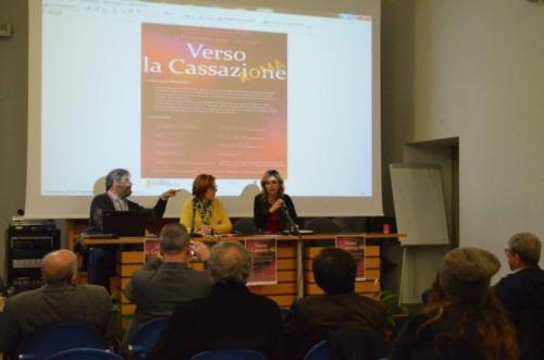 2015 // Verso la Cassazione, Roma